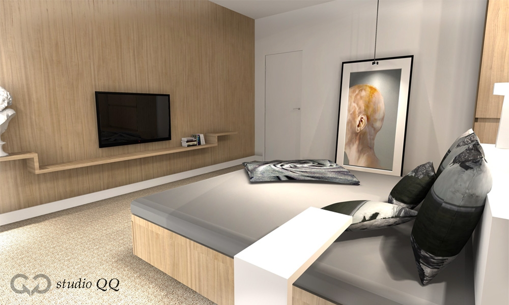 Apartment - Bedroom - Cracow