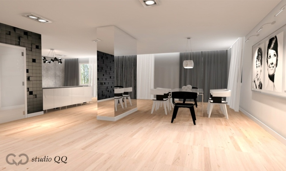 Apartment 90 m - Cracow